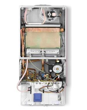 Газовый котел Buderus Logamax U052-24 (24 кВт) настенный одноконтурный купить в интернет-магазине Азбука Сантехники