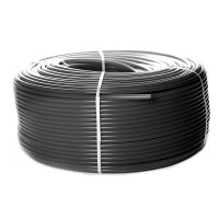 Труба STOUT Ø 25 × 3,5 мм PEX-A из сшитого полиэтилена с кислородным слоем, серая (50 м) купить в интернет-магазине Азбука Сантехники