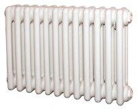 Трубчатый радиатор 3-трубный Arbonia 3050 12 секций N12 ¾, белый RAL 9016 купить в интернет-магазине Азбука Сантехники
