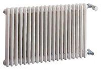 Трубчатый радиатор 2-трубный Arbonia 2057 26 секций N12 ¾, белый RAL 9016 купить в интернет-магазине Азбука Сантехники