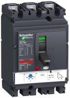 Schneider Electric Compact NSX160F Автомат 3P 3d 100A 36kA c магнитотермическим расцепителем TM-D купить в интернет-магазине Азбука Сантехники