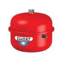 Zilmet CAL-PRO - 4 л бак расширительный для отопления горизонтальный купить в интернет-магазине Азбука Сантехники