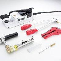Комплект механико-гидравлического инструмента Rehau RAUTOOL H2 купить в интернет-магазине Азбука Сантехники