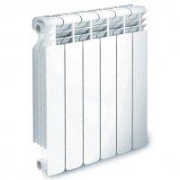 Радиатор биметаллический XTREME 500 × 100 мм, 8 секций купить в интернет-магазине Азбука Сантехники