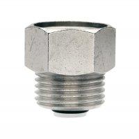 """Клапан обратный для воздухоотводчика Itap Ø 3/8"""" × Ø 3/8"""""""