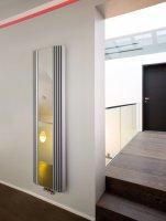 Дизайн-радиатор Jaga Iguana Visio H180 L051, цвет белый матовый купить в интернет-магазине Азбука Сантехники