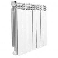 Радиатор биметаллический Fondital ALUSTAL 500 × 100 мм, 6 секций купить в интернет-магазине Азбука Сантехники