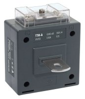 IEK Трансформатор тока ТТИ-А 50/5A 5ВА класс 0,5 купить в интернет-магазине Азбука Сантехники