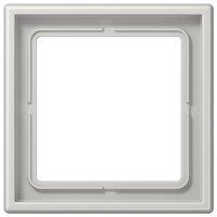 Jung LS 990 Светло-серый Рамка 1-ая купить в интернет-магазине Азбука Сантехники