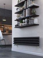 Дизайн-радиатор Loten Rock Z 240 × 2000 × 50 купить в интернет-магазине Азбука Сантехники