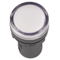 IEK Лампа AD16DS(LED)матрица d16мм белый 230В AC купить в интернет-магазине Азбука Сантехники