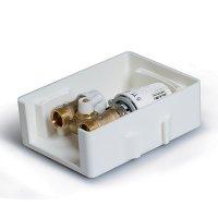 TIM регулировочный короб TCB-C/RTL01 с ограничителем температуры обратного потока купить в интернет-магазине Азбука Сантехники