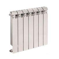 Радиатор биметаллический Rifar Base 500, 4 секции купить в интернет-магазине Азбука Сантехники