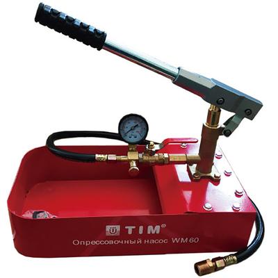 Опрессовочный аппарат инженерных систем TIM WM-60 купить в интернет-магазине Азбука Сантехники