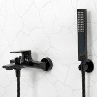 Смеситель для ванны с коротким изливом WasserKRAFT Glan 6601 купить в интернет-магазине Азбука Сантехники