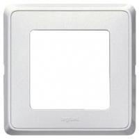 Legrand Cariva Белый Рамка 1-ая купить в интернет-магазине Азбука Сантехники