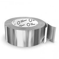 Лента Energoflex алюминиевая самоклеющаяся ROLS ISOMARKET 100 мм × 50 м купить в интернет-магазине Азбука Сантехники