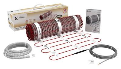 Теплый пол электрический Electrolux EEFM 2-150-12, самоклеящийся купить в интернет-магазине Азбука Сантехники