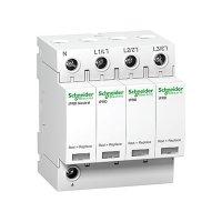 Schneider Electric Acti9 iPRD8 Ограничитель перенапряжений 3P+N T3 TT & TN-S купить в интернет-магазине Азбука Сантехники
