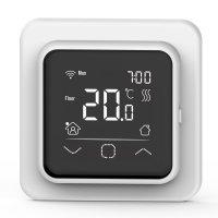 Терморегулятор электронный ERGERT Floor Control 360 (ETR-360-9010), белый купить в интернет-магазине Азбука Сантехники