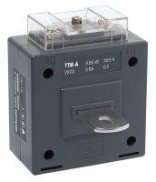 IEK Трансформатор тока ТТИ-А 80/5A 5ВА класс 0,5 купить в интернет-магазине Азбука Сантехники