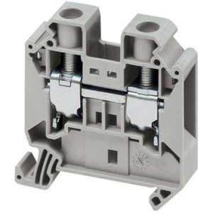 Schneider Electric Клеммник винтовой проходной сечением провода 16мм2 2 точки подключения (NSYTRV162) купить в интернет-магазине Азбука Сантехники