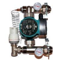TIM JH-1032 насосно-смесительный узел для систем отопления купить в интернет-магазине Азбука Сантехники