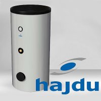 Бойлер косвенного нагрева Hajdu ID 25 100 л 24 кВт без возможности подключить ТЭН, напольный купить в интернет-магазине Азбука Сантехники