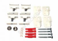 Монтажный набор Purmo Delta D952-2231, 4 точки крепления купить в интернет-магазине Азбука Сантехники