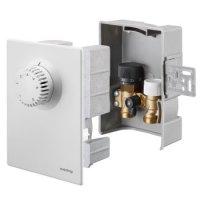Терморегулятор Oventrop Unibox E plus (белый) купить в интернет-магазине Азбука Сантехники