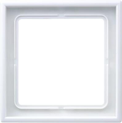 Jung LS 990 Белый Рамка 1-ая купить в интернет-магазине Азбука Сантехники