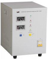 Стабилизатор напряжения IEK СНИ1 электромеханический 10кВА 45А, входное напряжение 160-250В купить в интернет-магазине Азбука Сантехники