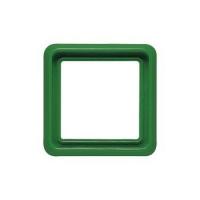 Jung CD 500 Зеленый Рамка 1-ая купить в интернет-магазине Азбука Сантехники