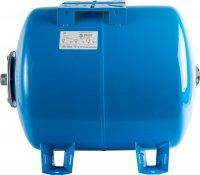 Расширительный бак STOUT 50 л для водоснабжения горизонтальный купить в интернет-магазине Азбука Сантехники