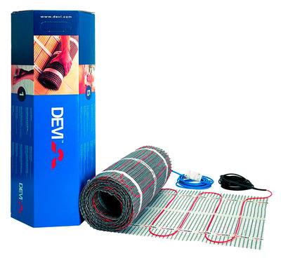 Теплый пол электрический Devi Devimat DSVF-150 — 0,5 × 16 м (8 м²) купить в интернет-магазине Азбука Сантехники
