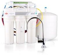Система очистки воды ATOLL A-575Em (A-575m STD) с обратным осмосом купить в интернет-магазине Азбука Сантехники