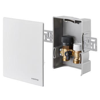 Терморегулятор Oventrop Unibox E vario (белый) купить в интернет-магазине Азбука Сантехники