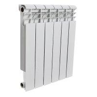 Радиатор алюминиевый ROMMER Profi 500, 8 секций купить в интернет-магазине Азбука Сантехники