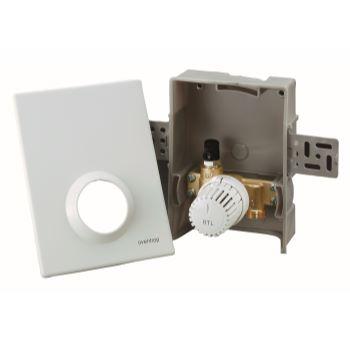 Терморегулятор Oventrop Unibox RTL (белый) купить в интернет-магазине Азбука Сантехники
