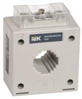 IEK Трансформатор тока ТШП-0,66 600/5A 5ВА класс 0,5S габарит 40 купить в интернет-магазине Азбука Сантехники