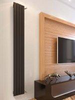 Дизайн-радиатор Loten Line V 1750 × 255 × 30 купить в интернет-магазине Азбука Сантехники