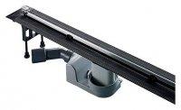 Viega Advantix Vario Set 704353 душевой лоток с матовой решеткой и опорами купить в интернет-магазине Азбука Сантехники