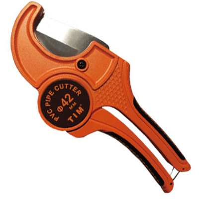 Ножницы TIM-154 для резки труб ППР и МП 6–42 мм купить в интернет-магазине Азбука Сантехники