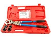 Пресс-инструмент для металлопластиковых труб TIM с клещами Ø 16–32 мм купить в интернет-магазине Азбука Сантехники