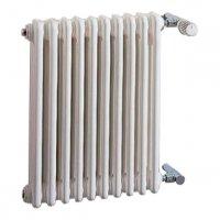 Трубчатый радиатор 2-трубный Arbonia 2057 14 секций N12 ¾, белый RAL 9016 купить в интернет-магазине Азбука Сантехники