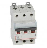 Legrand DX3 Автомат 3P 20A (C) 6/10kA купить в интернет-магазине Азбука Сантехники