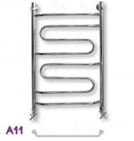 Полотенцесушитель водяной ЭРАТО А11 500 × 400 купить в интернет-магазине Азбука Сантехники