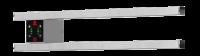 Полка Terminus Электро П2 ПРОФ 500 × 90 купить в интернет-магазине Азбука Сантехники