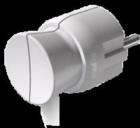 Legrand Элиум Белый Вилка 2К+3 16A пластик, нижний ввод купить в интернет-магазине Азбука Сантехники