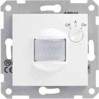 Schneider Electric Sedna Белый Датчик движения с выдержкой времени и регулятором освещенности 10A купить в интернет-магазине Азбука Сантехники